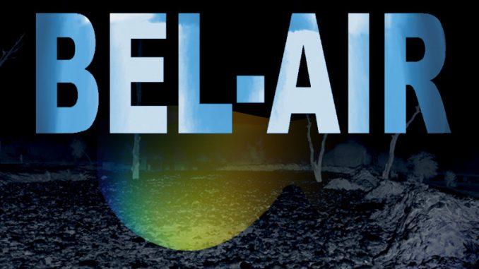 BEL-AIR, roman de science-fiction par Del Estras