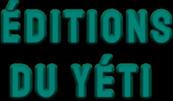 Logo des éditions du Yéti